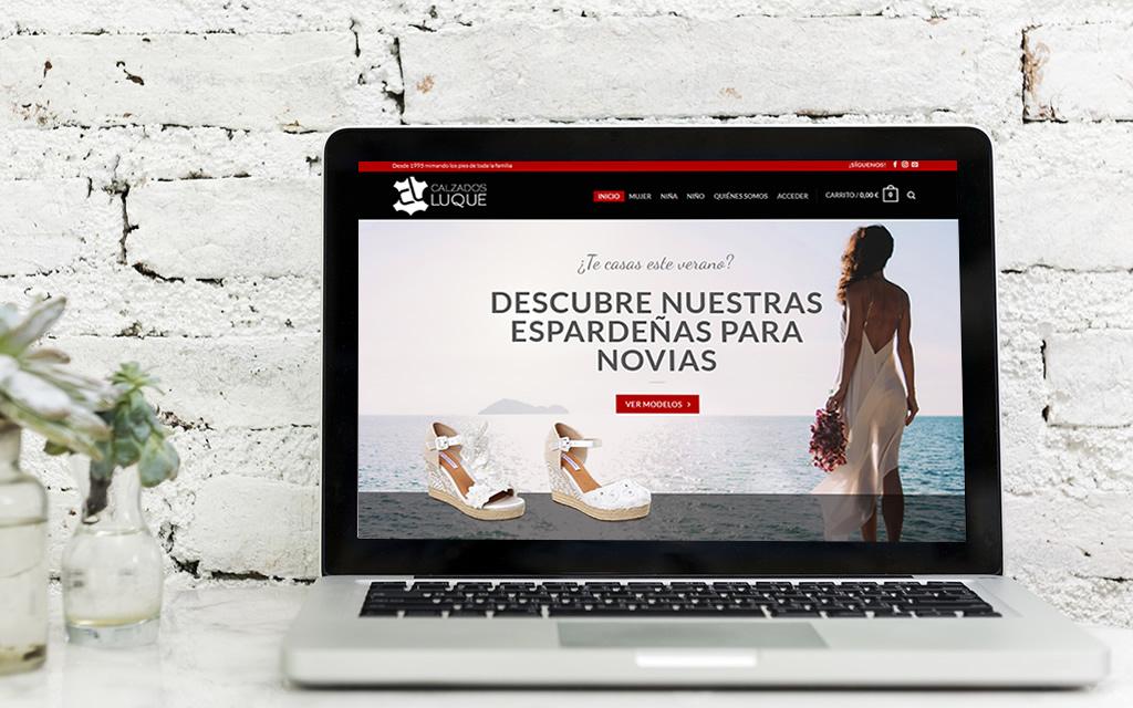 Diseño tienda online Slow E-motions