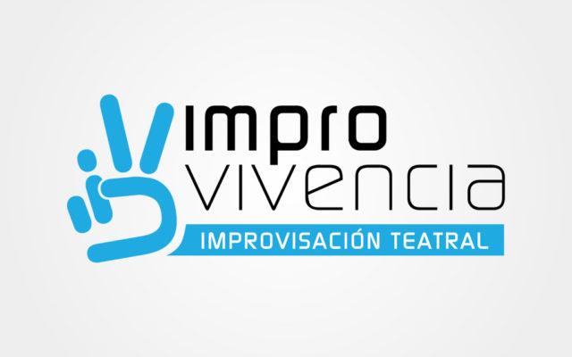 diseño logo improvivencia