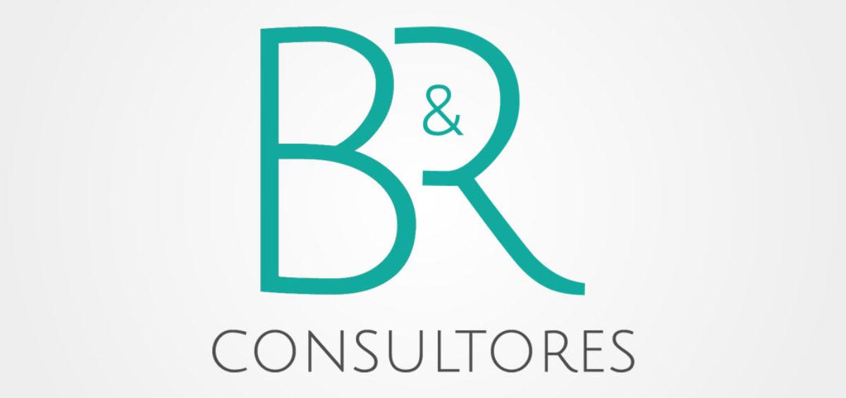 Diseño logo B y R Consultores