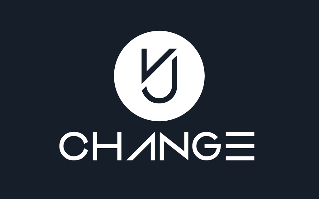 Diseño logo JV Change