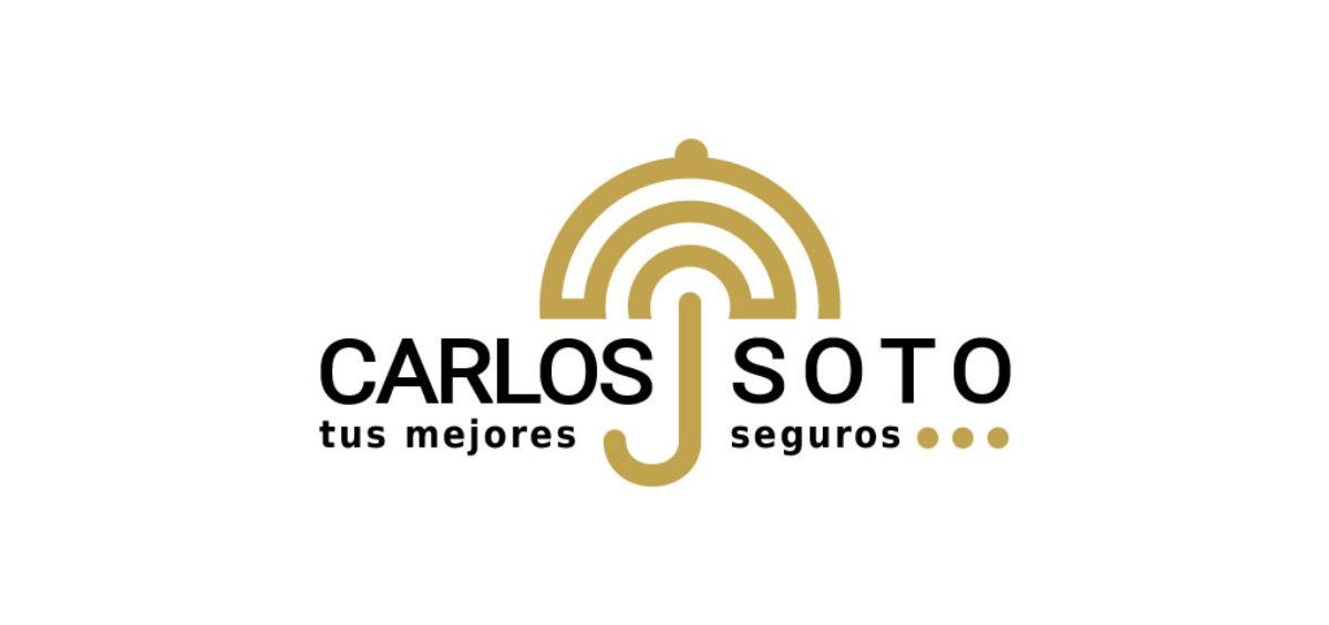 diseño logo Carlos Soto