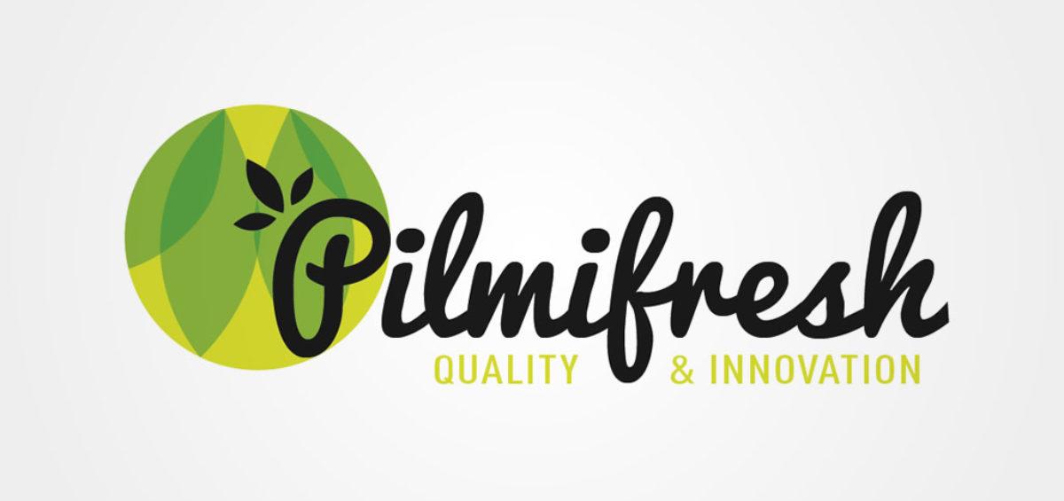 diseño logo Pilmifresh