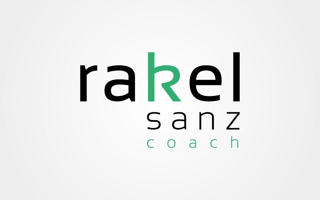Diseño logoRaquel Sanz Coach
