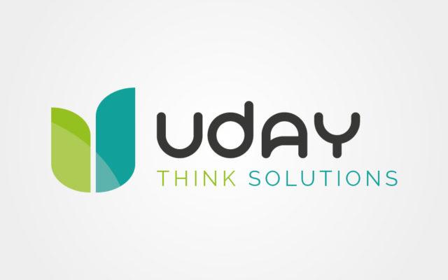 diseño logo Uday